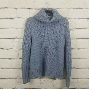 Banana Republic Italian Yarn Turtleneck Sweater
